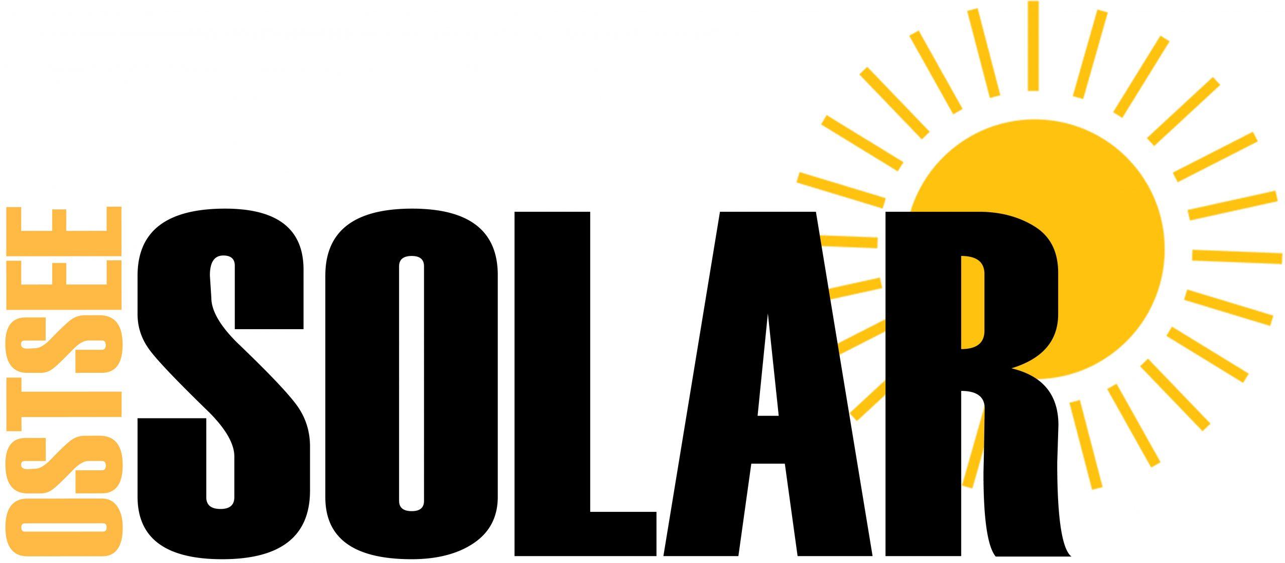 Ostsee Solar - Logo - Solaranlageninstallationsservice